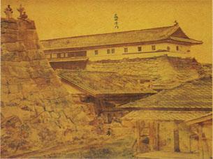 上梅林門と櫓門.jpg